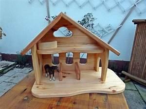Pferdestall Aus Holz : unikat bauernhof stall krippe steffi von treety auf waldorf houses doll home ~ Eleganceandgraceweddings.com Haus und Dekorationen