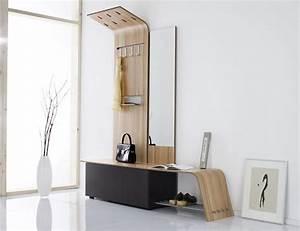 Petit Meuble Entrée : meuble d 39 entr e 35 id es originales espace maison sympa ~ Teatrodelosmanantiales.com Idées de Décoration