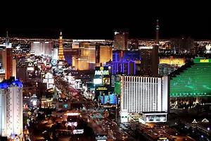 Aerial View of Las Vegas Strip YouTube