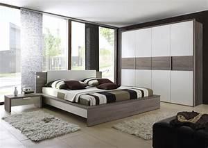 chambre adulte design evere meubelium meubles With deco chambre adulte design