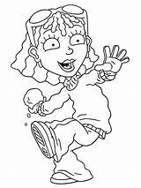 Coloring Rocket Power Rocketpower Pages Cartoon Fun Advertisements Thecartoonpictures sketch template