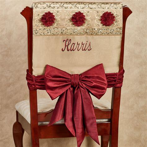 prestige chair cover set  sash ties