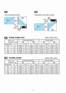 User Manual For Dukane Ust Projectors