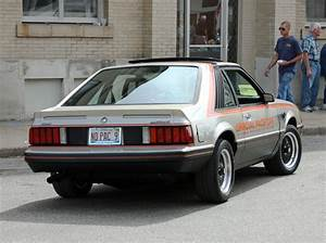 1979 Ford Mustang Hatchback Indy 500 Pace Car Replica (5 o… | Flickr