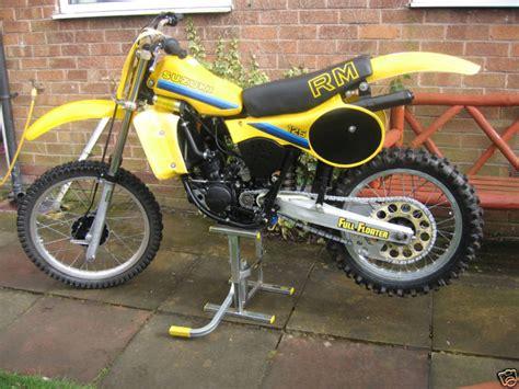 Suzuki Rm Parts by Suzuki Rm 125x Restored Bikes Parts
