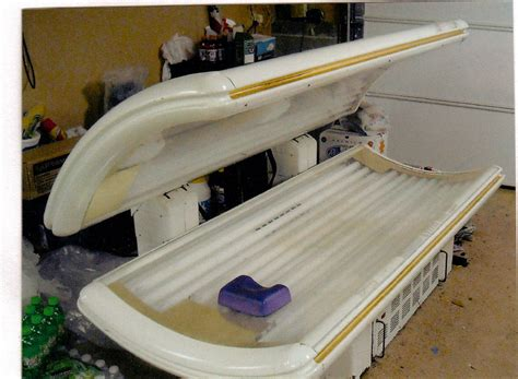 sundash tanning bed in tanning bed s garage sale dallas ga