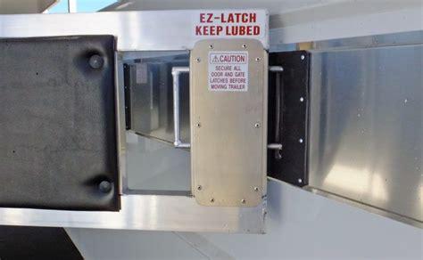 maverick high side steel trailers  trailer parts campways truck accessory world