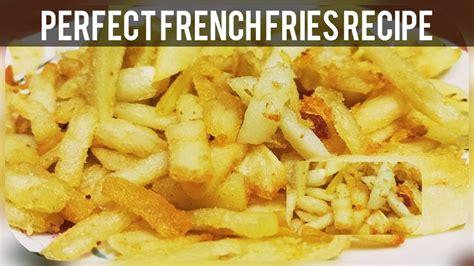 अगर आपको McDonald जैसे फ्रेंच फ्राइस बनाने नहीं आते तो यह वीडियो आपके लिए है   Perfect French ...