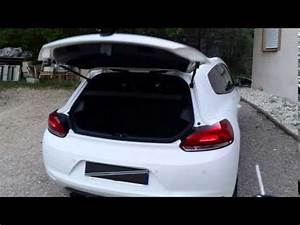 Volkswagen Up Coffre : ouverture auto coffre scirocco youtube ~ Farleysfitness.com Idées de Décoration