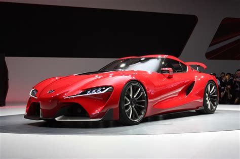 Toyota Ft1 Concept Detroit 2014 Photo Gallery Autoblog