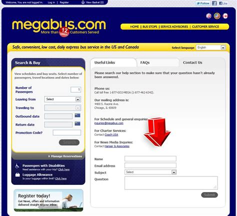 megabus phone number megabus promotion code promo code
