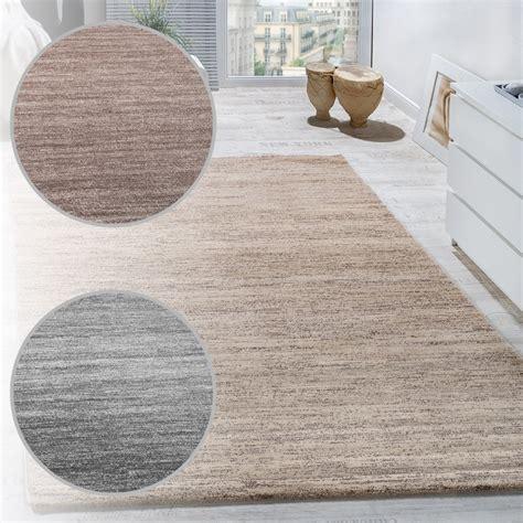 tapis moderne poils ras diff coloris tapis
