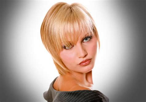 Short Straight Haircut For Women
