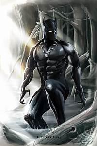 Black Panther by Tomtaj1 on @DeviantArt | Marvel: Asgard ...