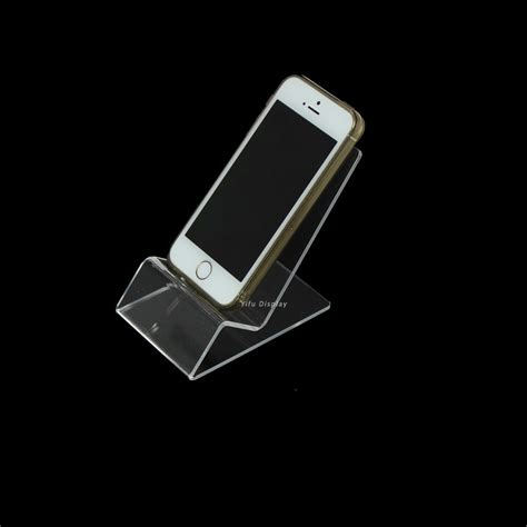 cell phone stand buy acrylic mobile phone holder from