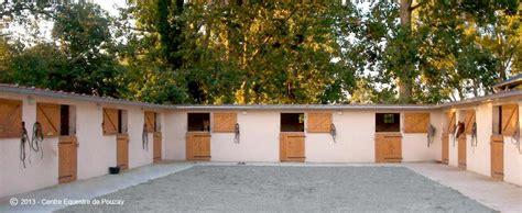 l ecurie de la marquise les installations centre equestre de pouzay