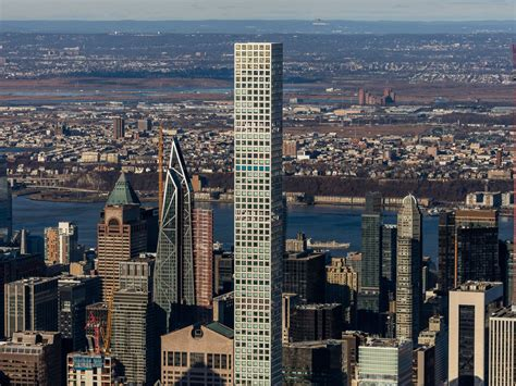 nycs supertall skyscraper boom mapped curbed ny