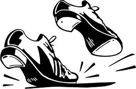 shoe clipart black and white student collects tap shoes for children