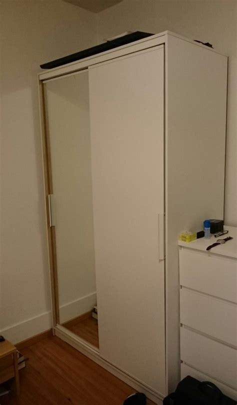 kleiderschrank mit spiegel ikea morvik ikea kleiderschrank mit spiegel topinserate ch