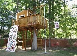Baumhaus Für Kinder : kreatives baumhaus selber bauen tafel mit aufschiften baumhaus bauen schaffen sie einen ~ Orissabook.com Haus und Dekorationen
