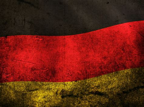 German Grunge Flag Wallpaper Germany World Wallpapers In