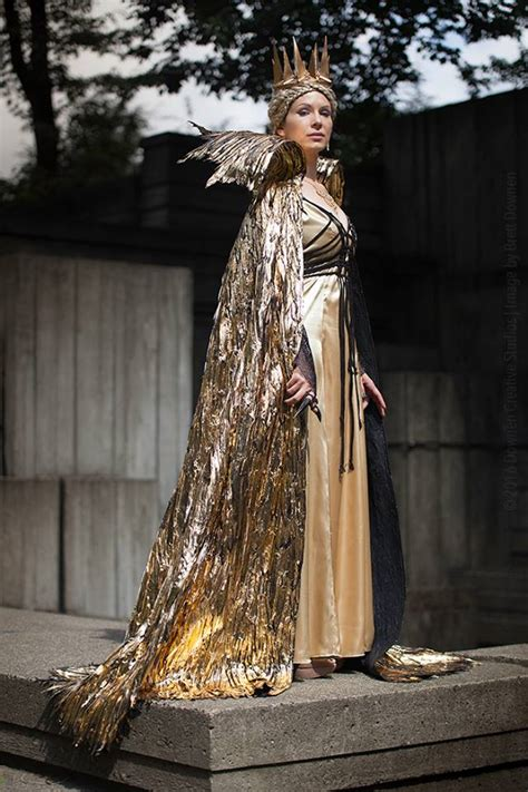 stunning snow white   huntsman ravenna costume