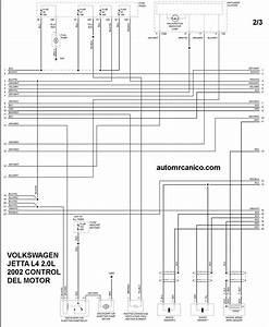 Volkswagen - Diagramas Control Del Motor 2002