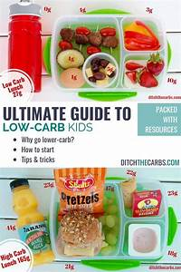 Low-Carb Kids - how to start and is it healthy? What to eat?