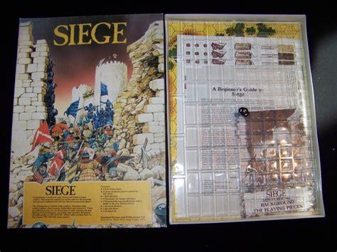 siege gamer siege 1983 standard rpg strategy combat