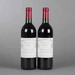Chateau Cheval Blanc Prix : deux bouteilles de ch teau cheval blanc 1989 2014111403 ~ Dailycaller-alerts.com Idées de Décoration