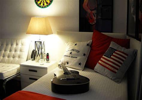inspiring teenage boys bedrooms   cool kid