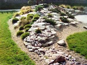 Rock garden design tips 15 rocks garden landscape ideas for Landscaping with rocks ideas