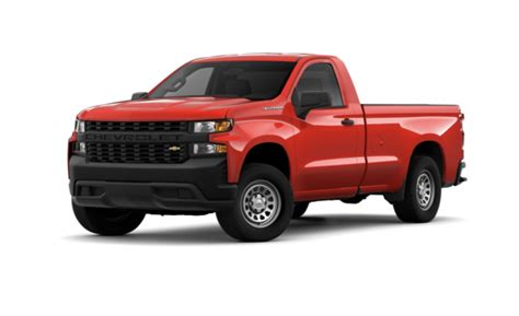 chevy silverado  regular cab starts