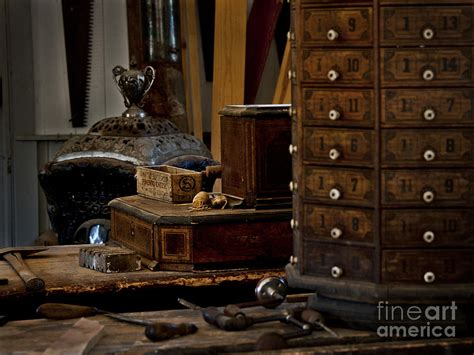 time woodworking tools  bench photograph  lee craig