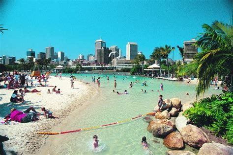 South Bank Brisbane - One of Brisbane's Top Attractions
