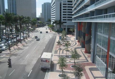 Usa Tile Biscayne Blvd by Biscayne Boulevard Miami Usa Burle Marx