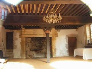photo interieur maison ancienne With maison bois et pierre 8 architecte interieur lyon maison secondaire en bourgogne