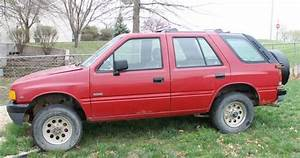 Purchase Used 1992 Isuzu Rodeo 4 Wheel Drive Truck Suv In