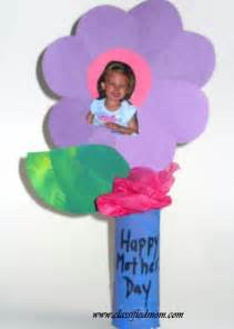 Mother's Day Flower Craft Idea