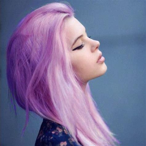 light purple hair purple ombre hair on