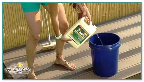 olympic deck cleaner walmart solar outdoor water fountains sale