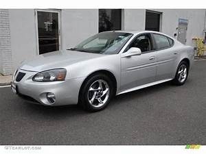 Galaxy Silver Metallic 2004 Pontiac Grand Prix Gtp Sedan