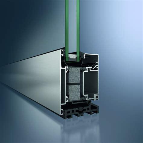 schüco ads 75 si profile din aluminiu pentru usi de exterior schuco