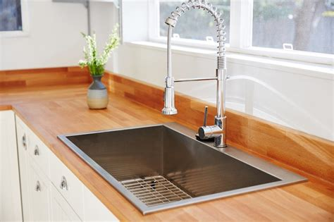 how to install drop in kitchen sink 3 healthy home upgrades according to danny seo well 9430