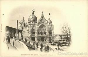 L Italie à Paris : palais de l 39 italie 1900 paris exposition ~ Preciouscoupons.com Idées de Décoration