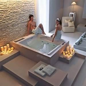 Whirlpool Badewanne Für 2 Personen : indoor whirlpools whirpool badewannen von optirelax ~ Pilothousefishingboats.com Haus und Dekorationen
