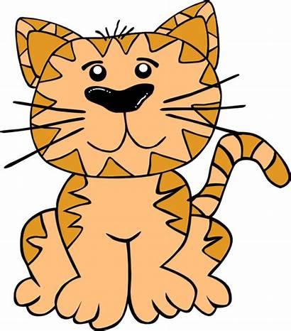 Cat Sitting Clip Clker Clipart Hi