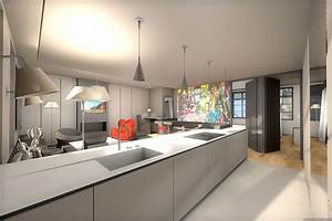 architecte d39interieur pour creation de cuisine With architecte d interieur annecy