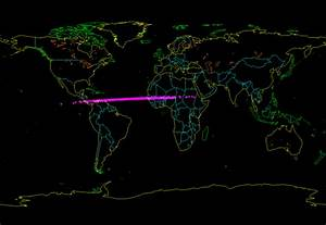 Small asteroid entered our atmosphere   Earth   EarthSky