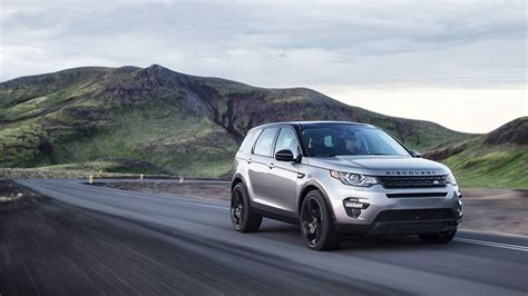 2015 Land Rover Discovery Sport Wallpaper